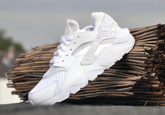 Nike-Air-Huarache-White-Pure-Platnium