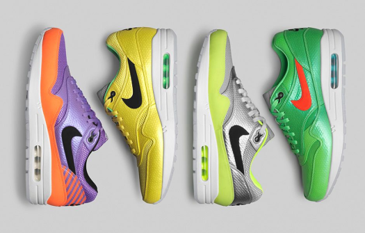 Nike Air Max 1 FB Premium Mercurial Pack 2