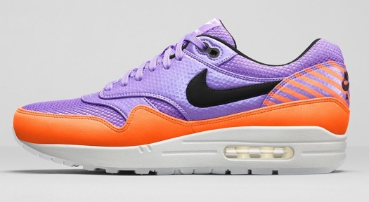 Nike Air Max 1 FB Premium Mercurial Pack violet & orange