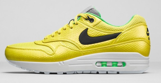 Nike Air Max 1 FB Premium Mercurial Pack yellow & black
