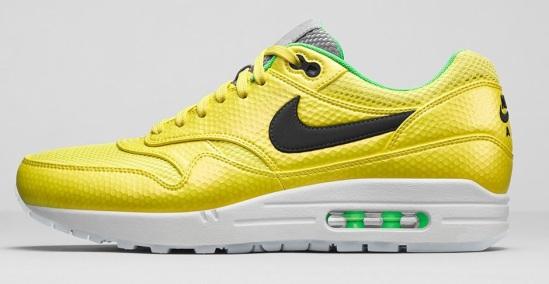 Nike Air Max 1 FB Premium Mercurial Pack yellow & black