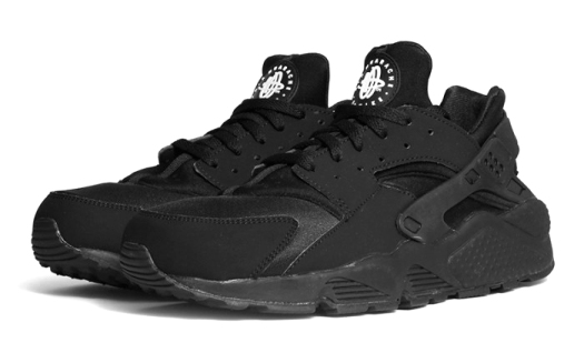 Nike-Air-Huarache-Triple-Black-1-2